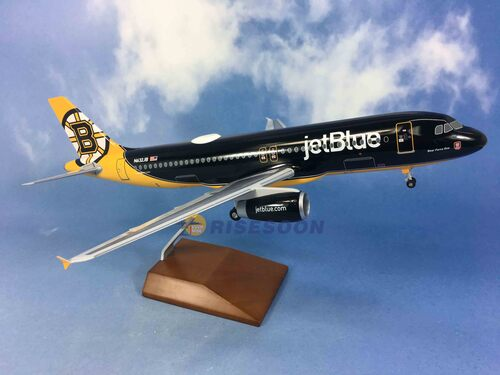 Jetblue Airways ( Boston Bruins ) / A320 / 1:100  |AIRBUS|A320