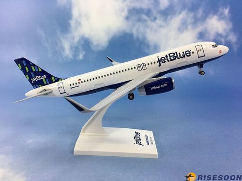 Jetblue Airways ( High Rise ) / A320 / 1:150  |AIRBUS|A320