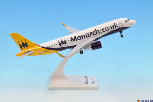 Monarch Airlines  |AIRBUS|A320