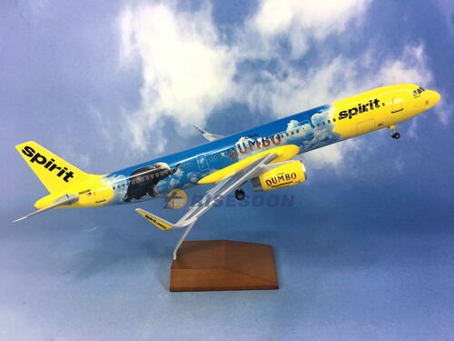 Spirit Airlines ( Disney DUMBO ) / A321 / 1:100  |AIRBUS|A321