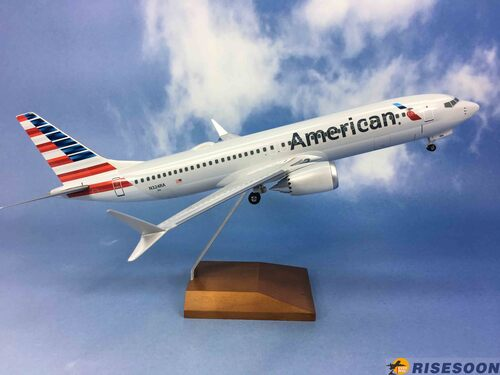American Airlines / B737MAX8 / 1:100  |BOEING|B737-MAX