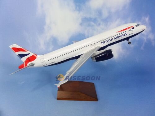 British Airways / A320 / 1:100  |AIRBUS|A320