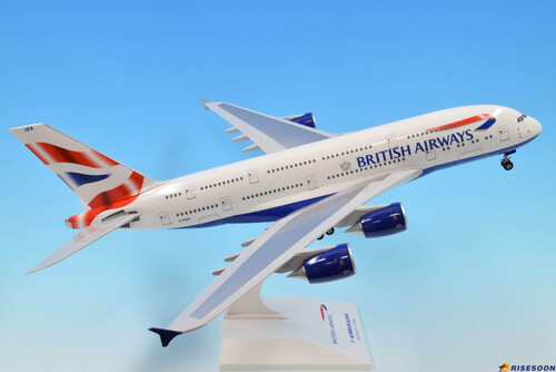 British Airways / A380-800 / 1:200  |AIRBUS|A380
