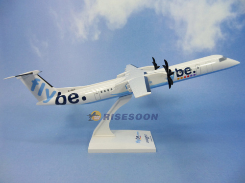 Flybe / Dash 8-400 / 1:100  |BOMBARDIER|Dash 8-400