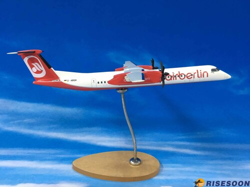 air berlin / Dash 8-400 / 1:100  |BOMBARDIER|Dash 8-400