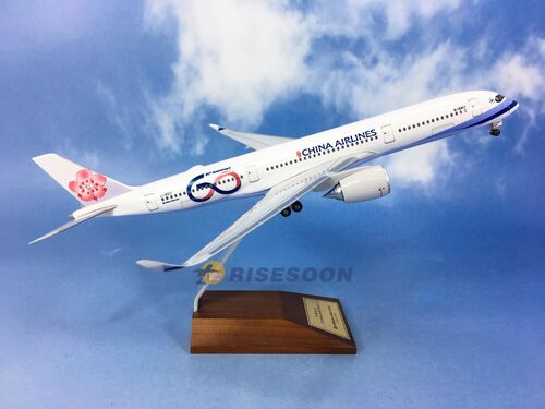 China Airlines ( 60th anniversary ) / A350-900 / 1:200  |AIRBUS|A350-900