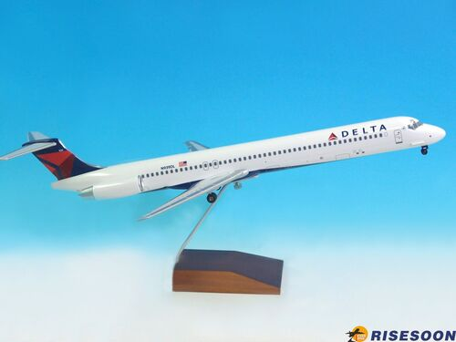 Delta Air Lines / MD88 / 1:100  |MCDONNELL|MD88