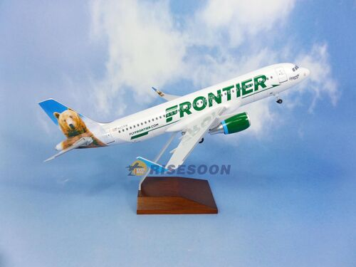 Frontier Airlines ( Bear ) / A320 / 1:100  |AIRBUS|A320