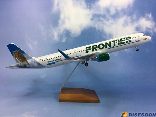 Frontier Airlines ( Owl ) / A321 / 1:100  |AIRBUS|A321
