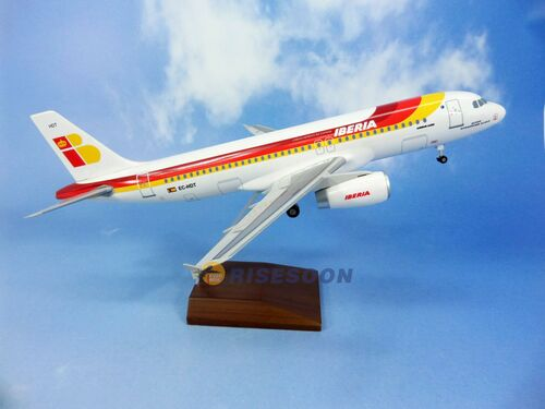 IBERIA Airlines / A320 / 1:100  |AIRBUS|A320