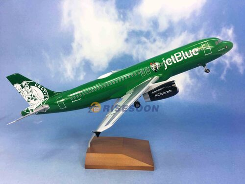 Jetblue Airways ( Boston Celtics ) / A320 / 1:100  |AIRBUS|A320