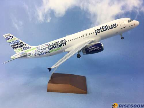 Jetblue Airways ( Bluemanity ) / A320 / 1:100  |AIRBUS|A320