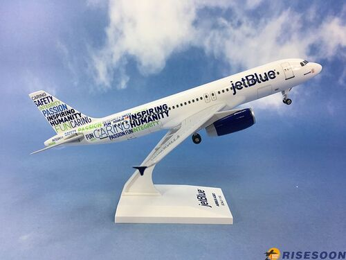 Jetblue Airways( Bluemanity ) / A320 / 1:150  |AIRBUS|A320