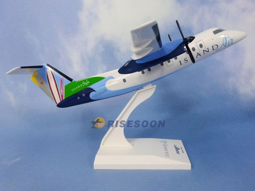 Island Air / Dash 8-100 / 1:100  |BOMBARDIER|Dash 8-100
