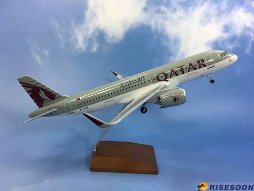 Qatar Airways / A320 / 1:100  |AIRBUS|A320