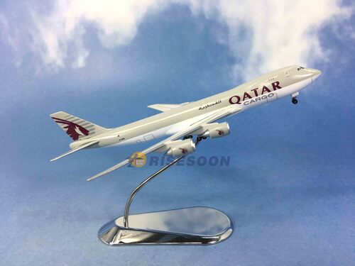 Qatar Airways Cargo / B747-8F / 1:500  |BOEING|B747-8