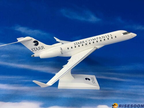 Starr Companies / Global 5000 / 1:100  |BOMBARDIER|Global 5000