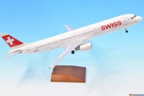 Swiss International Air Lines / A321 / 1:100  |AIRBUS|A321