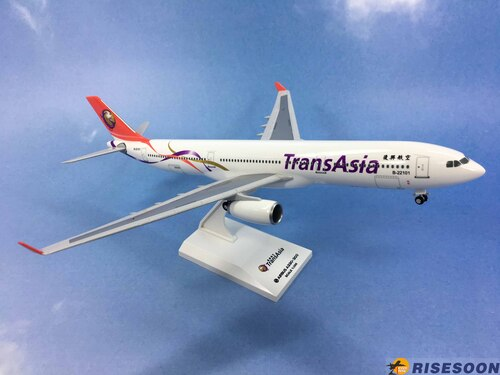 TransAsia Airways / A330-300 / 1:200  |AIRBUS|A330-300