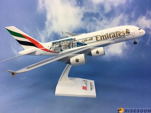 Emirates ( 2018 Real Madrid CF ) / A380-800 / 1:200  |AIRBUS|A380