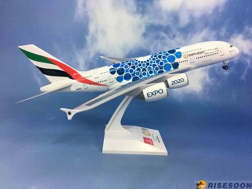 "Emirates ( EXPO 2020 ""REGULAR""-Blue ) / A380-800 / 1:200  