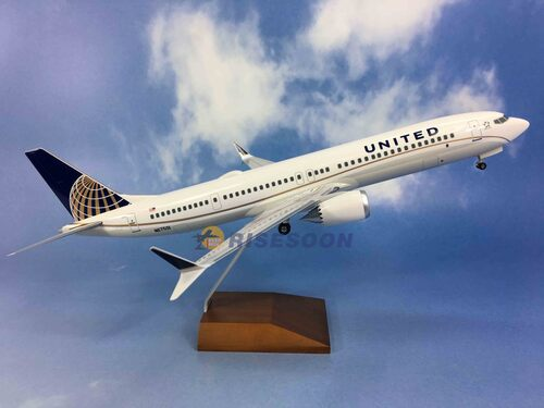 United Airlines / B737MAX9 / 1:100  |BOEING|B737-MAX
