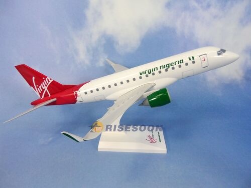 Virgin Nigeria Airways / EMB-170 / 1:100  |EMBRAER|EMB-170