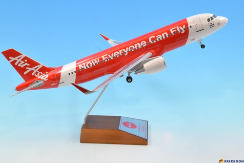 Air Asia ( Now Everyone Can Fly ) / A320 / 1:100  |AIRBUS|A320