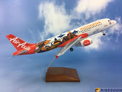 Air Asia ( INDONESIA ) / A320 / 1:100  |AIRBUS|A320