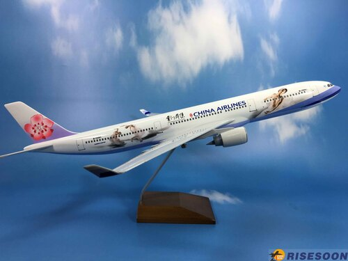 China Airlines  ( Cloud gate dance theatre of taiwan ) / A330-300 / 1:130  |AIRBUS|A330-300