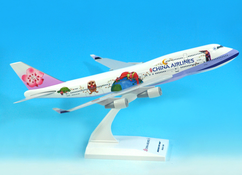 China Airlines ( Jimmy ) / B747-400 / 1:250  |BOEING|B747-400