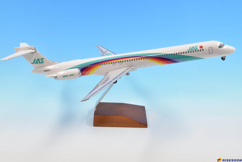 Japan Air System / MD-90 / 1:100  |MCDONNELL|MD90