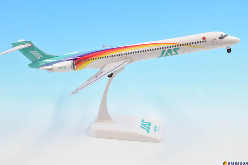 Japan Air System / MD-90 / 1:150  |MCDONNELL|MD90