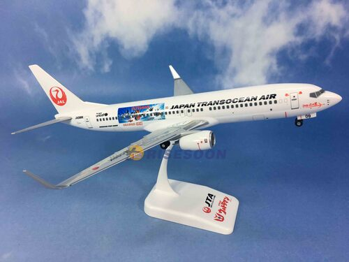 Japan Transocean Air ( Ultraman ) / B737-800 / 1:130  |BOEING|B737-800