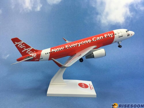 Air Asia ( Now Everyone Can Fly ) / A320 / 1:150  |AIRBUS|A320